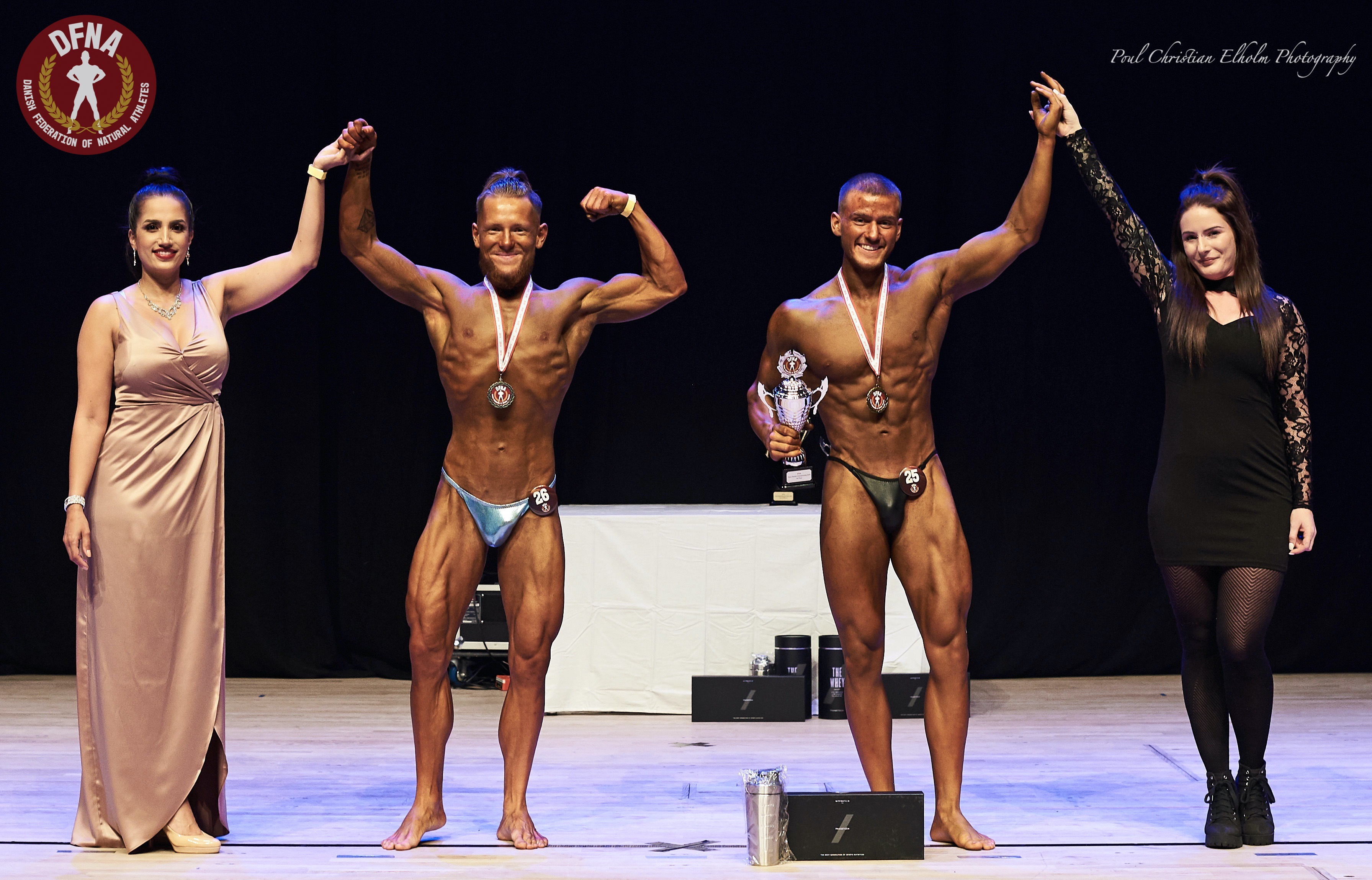Top 2, Bodybuilding Junior