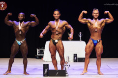 Top 3, Bodybuilding, Light Weight