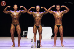 Top 3, Bodybuilding, Middle Weight